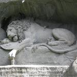 Dying Lion of Lucerne