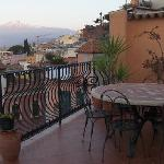 Etna seen from my terrace