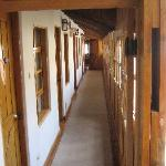 pasillo 3er piso - entrada a habitaciones