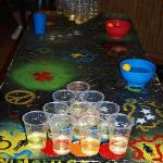 Thursday nights..... Goon Pong!!