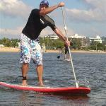 Stand up Paddle Boarding, easy when you know how!!