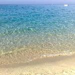 Il meraviglioso mare della nostra spiaggia
