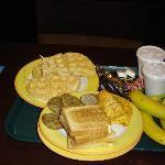 Algo de desayuno