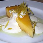 Fifteen - Lemon Curd Tart