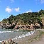 nearby Petit Bot Bay