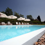 Swimming pool Agriturismo Cecione