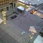 view of Fayetteville St from room