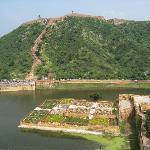 Vista desde el fuerte de Amber (27392715)
