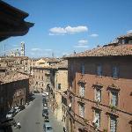 Belle vue sur le Duomo