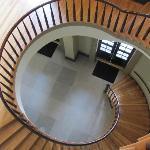 Stairway from 3rd floor