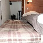 floor level extra bed