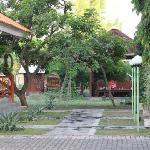 Garten mit Zimmern