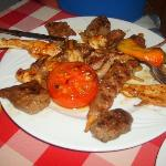 Mixed Grill- Highly Reccomended