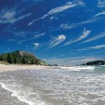 Beach, Mount Maunganui, Bay of Plenty