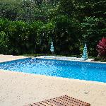 piscina casa VIP