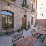 Fachada Restaurante - Terraza