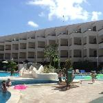 Pool view apartments