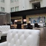 Atrium/lobby/Urban Farmer