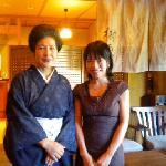 With Okami Landlady (thank you !)