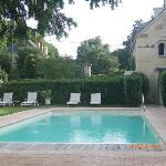 Chateau de Verriers - Saumur - swimming pool