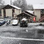 Motel in the Snow 09'