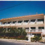 Sunshine Hotel. Lardos Bay. Rhodes