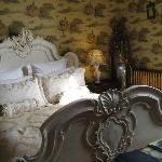 Anique bed - but great night sleep