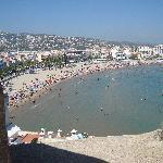 Playa Grande Peñiscola