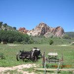 Rock Ledge Ranch field