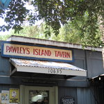 Outside Pawley's Island Tavern