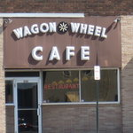 The Wagon Wheel front
