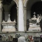 Beautiful tombs