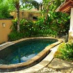 Private pool villa #4