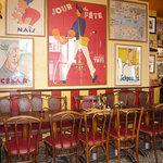 Interior view 2 of Chez Janou