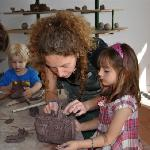Atelier poterie avec les enfants