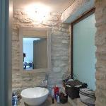 La salle de bain du studio