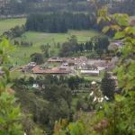 Photo of the Hacienda whilst on rabbit trail