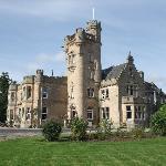 Mansfield castle