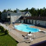 Sauble Motor Lodge pool