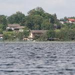 Auf dem Chiemsee mit dem Ruderboot