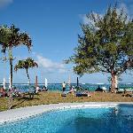 Silver Beach Hotel - pool area