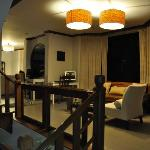living room/internet room