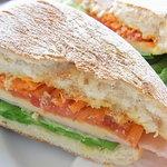 Fresh sandwich!