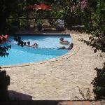 petite piscine très agréable