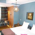 Zimmer Teddy Bär / Beispiel für geschmackvoll eingerichtete Zimmer