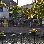Centre du village - commerces et restaurants