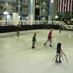 Foto de Carousel Ice Skating Rink