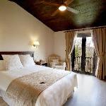 La Calma Deluxe Double Bedroom
