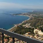 View from Rocca della Madonna
