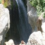 a must see Algar waterfalls!